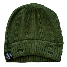 Little Renegade Company Everest Beanie - Olive Green