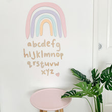 Timber Tinkers Rainbow Wall Decal - EXTRA LARGE