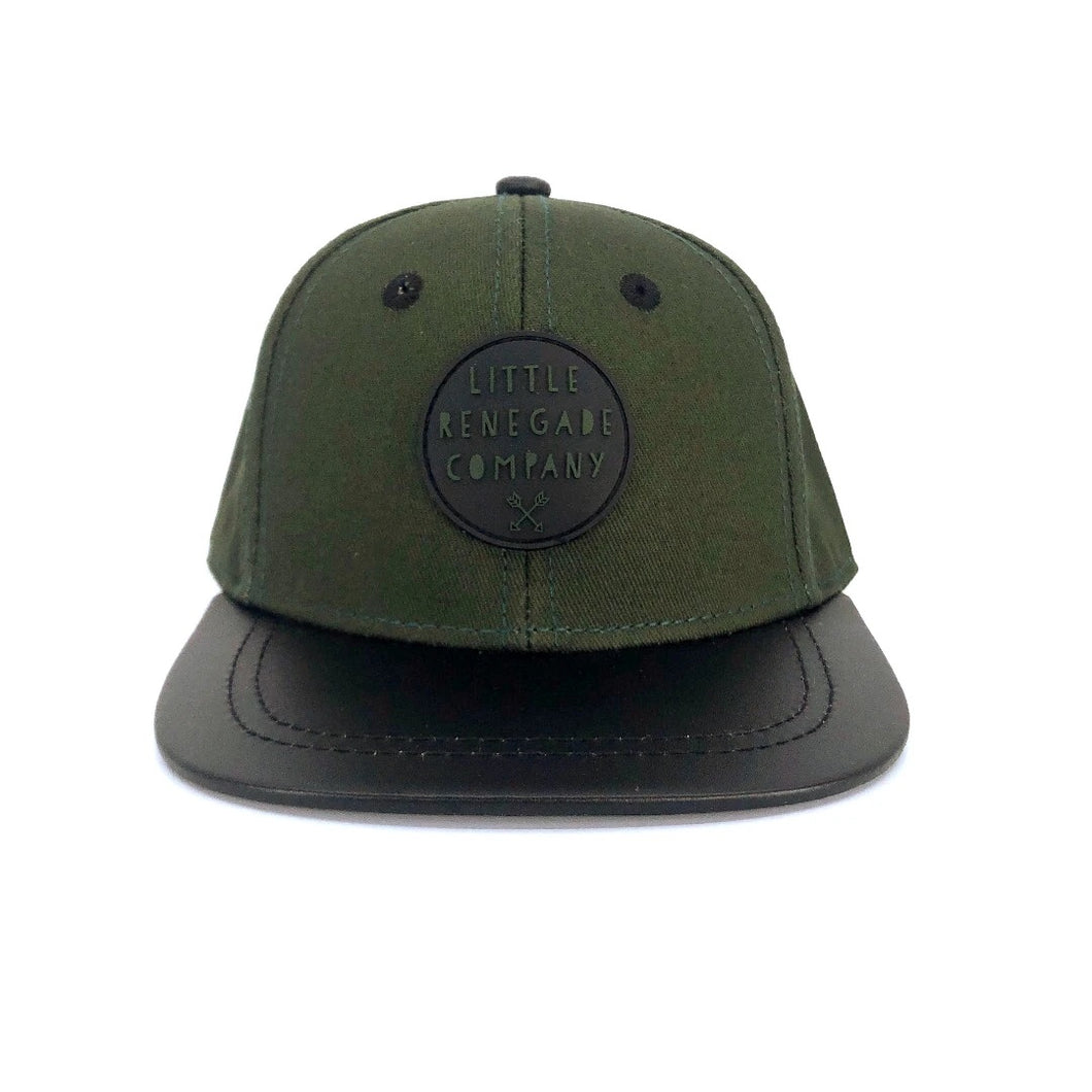 Little Renegade Company - Snapback Cap Forest