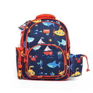Penny Scallan Large Backpack - Anchors Away
