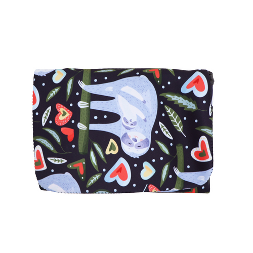 Jellystone Design Change Mat Clutch - Sloth