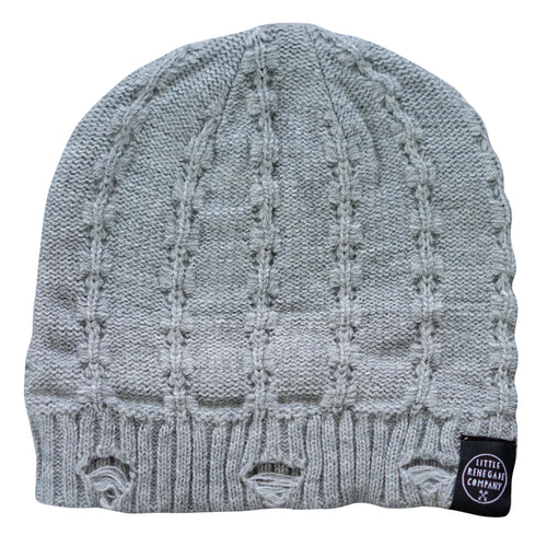 Little Renegade Company Everest Beanie - Grey