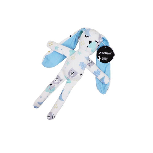 Jellystone Designs Cuddle Bunny - Sleeping Bear Blue