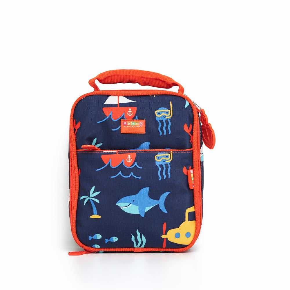 Penny Scallan Bento Cooler Bag - Anchors Away