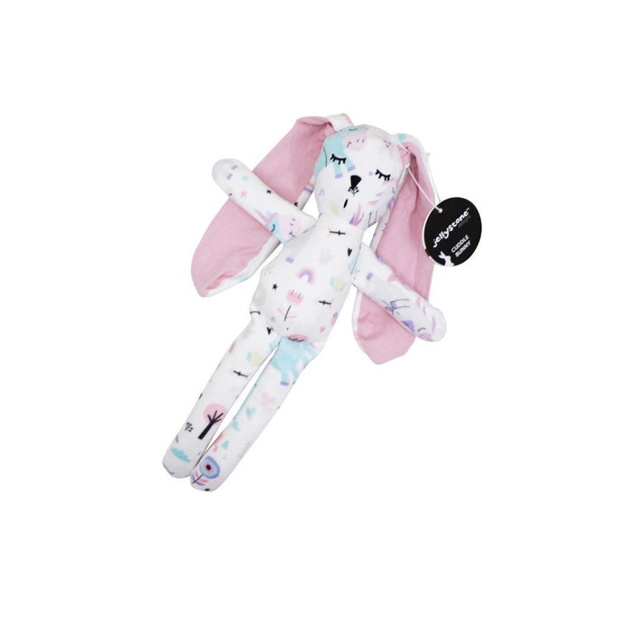 Jellystone Designs Cuddle Bunny - Unicorn Dance Pink