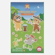 PRE ORDER Tiger Tribe Fabulous Felt - Jungle Party