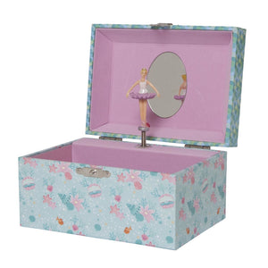 Tiger Tribe Musical Jewellery Box - Mermaids