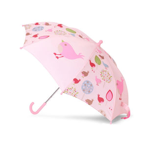 Penny Scallan Umbrella - Chirpy Bird