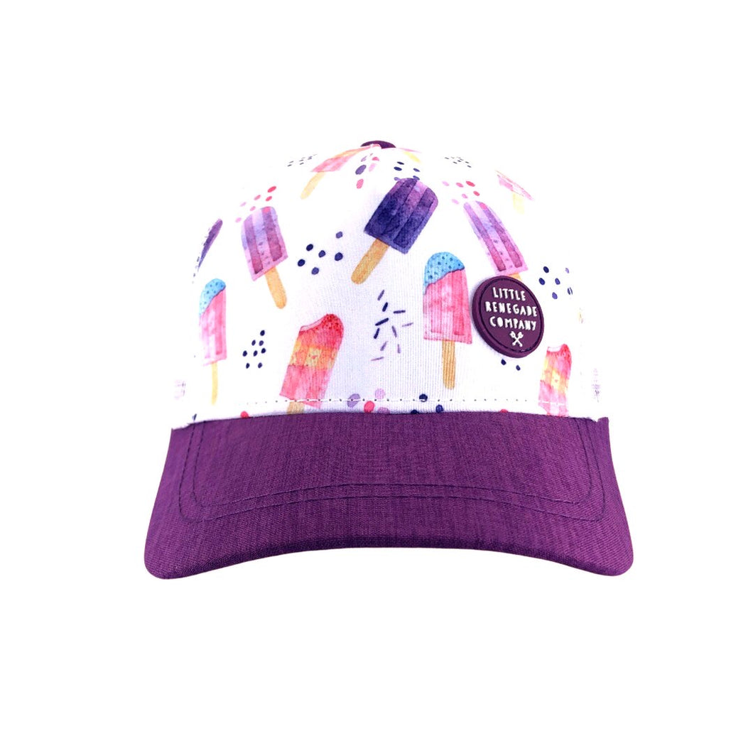 Little Renegade Company Popsicle Trucker Cap -sizes MIDI & MAXI
