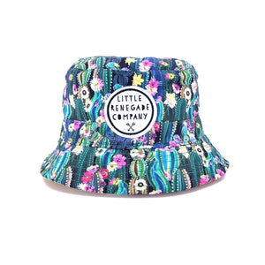 Little Renegade Company - Reversible Bucket Hat Oasis