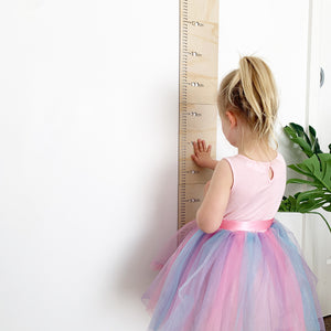 Timber Tinkers Growth Chart - Engraved Design