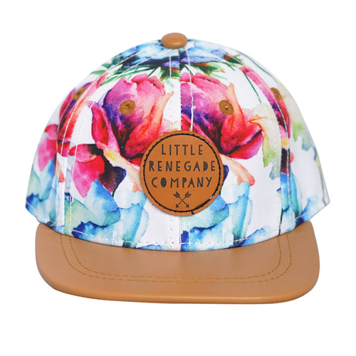 Little Renegade Company - Snapback Cap Spring Fling