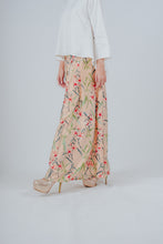 Aludra Bronze Pleated Swing Pants (Instocks)