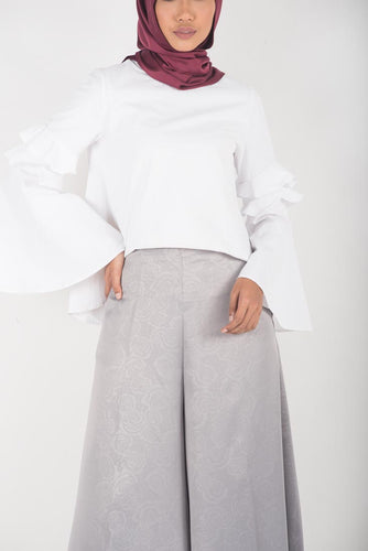 Silver Rose Swing Pants (Instocks)