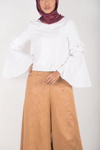 Earthy Rose Swing Pants (Instocks)