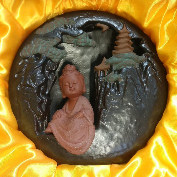Little Buddha Backflow Incense Burner