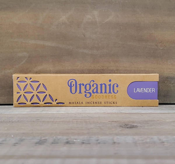 Organic Goodness Masala Incense Sticks - Song of India
