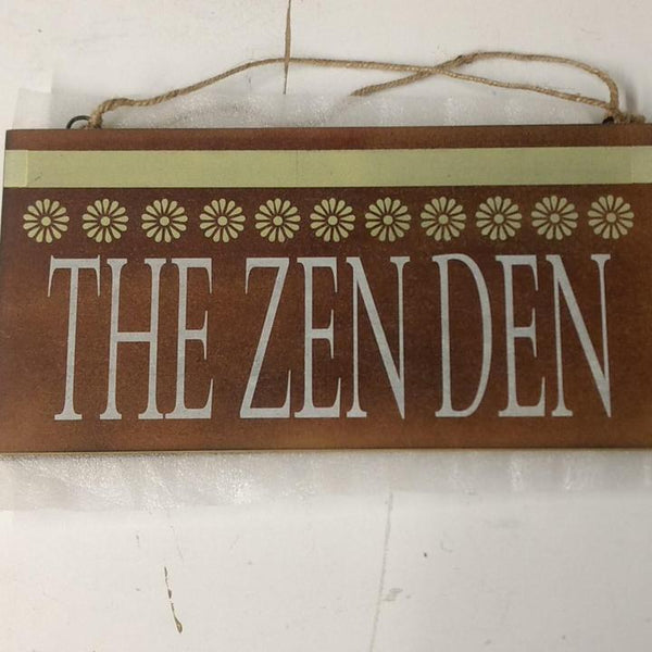 The Zen Den - Zama