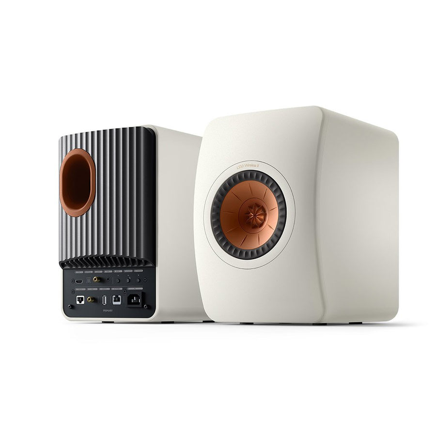 KEF LS50 Wireless II Wireless HiFi Speaker