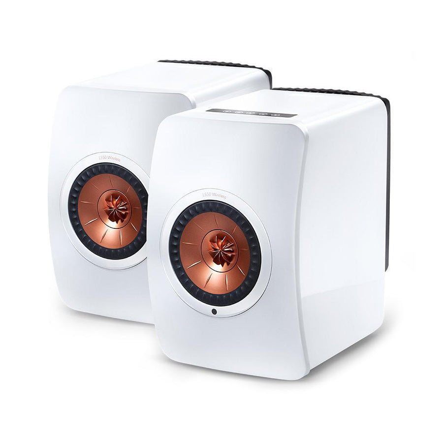 KEF LS50 Wireless