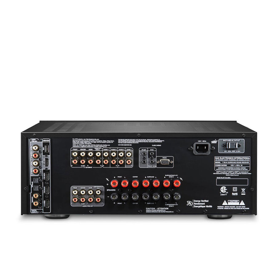 NAD T 758 V3i A/V Surround Sound Receiver