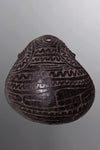 Carved Abelam Coconut Cup ~ Price on Application