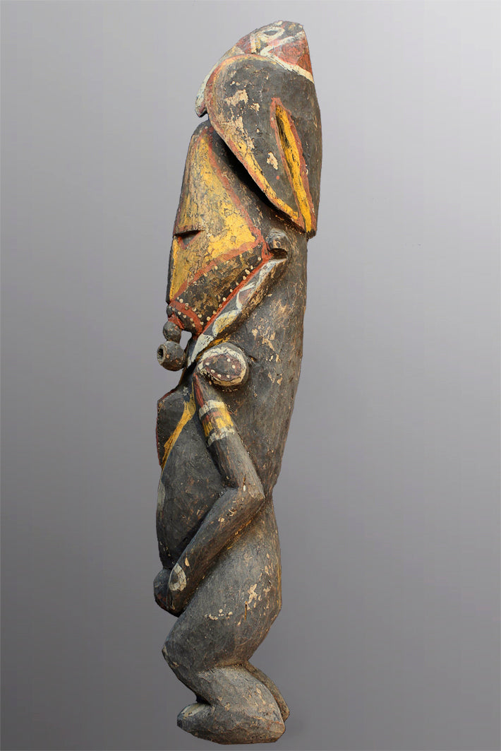 Large Abelam Ancestral Figure ~ Price On Application