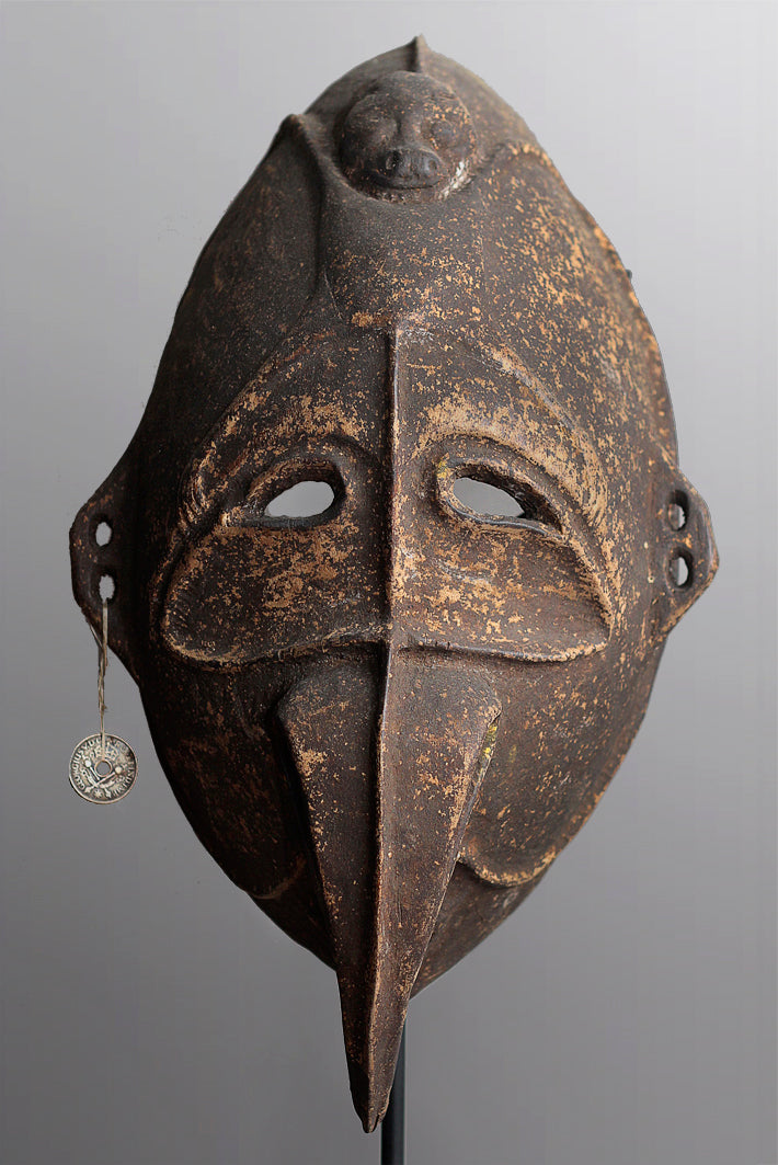 Kwoma Mythical Mask