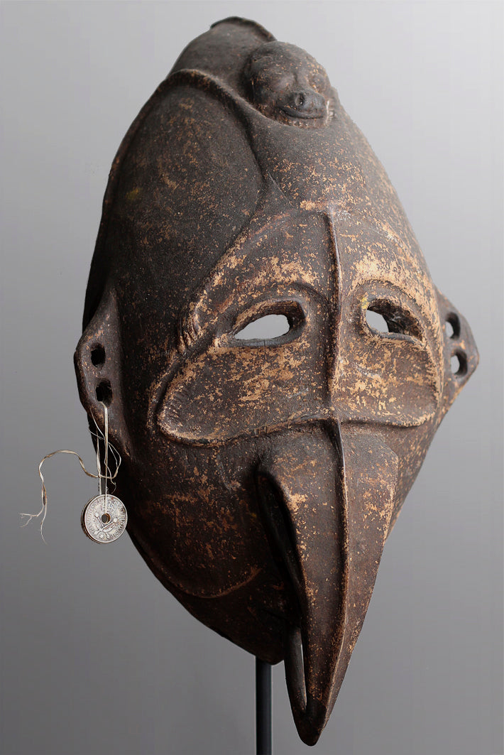 Kwoma Mythical Mask ~ Price on Application