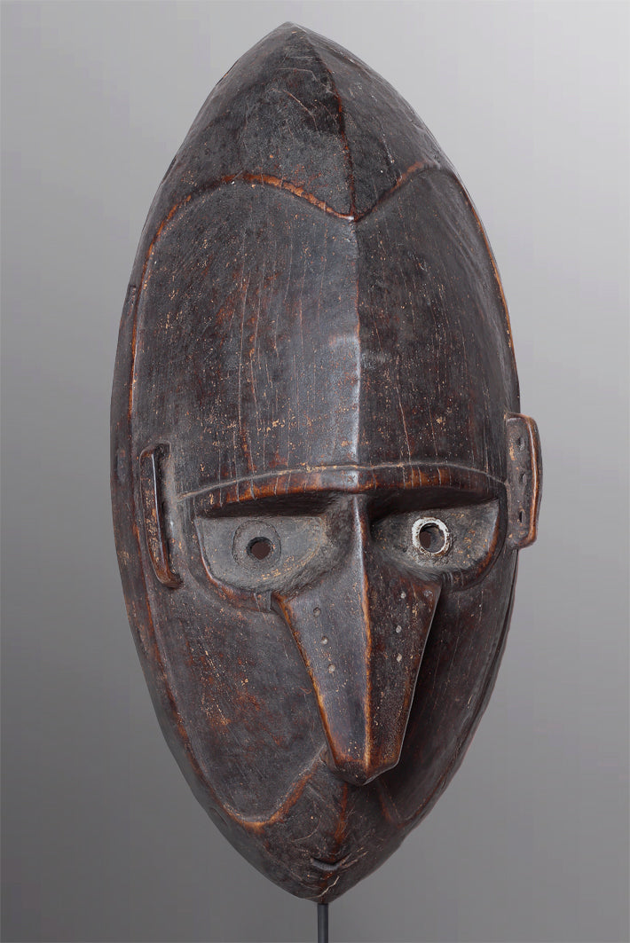 Lower Sepik Dance Mask - Price On Application
