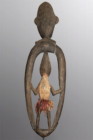 Iatmul Female Ancestral Figure ~ Price on Application