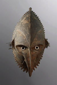 Large Kwoma Mask ~ Price on Application