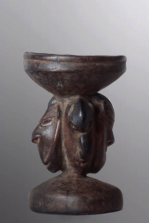 Coastal Sepik Betel Nut Mortar