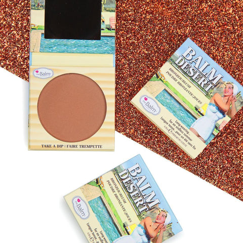 theBalm Desert Bronzer/ Blush | Klosmic India