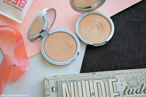theBalm Mary-Lou Manizer and Bonnie- Lou Manizer | Klosmic India