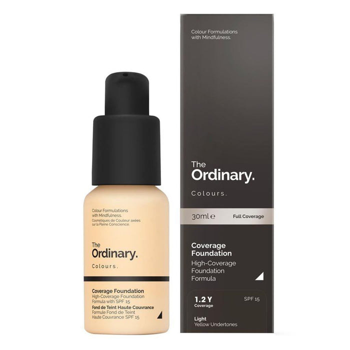 The Ordinary Coverage Foundation (30 ml)| Klosmic India