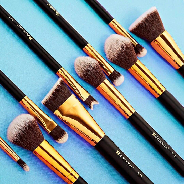 Bh Cosmetics Sculpt and Blend 2 - 10 Piece Brush Set - Klosmic