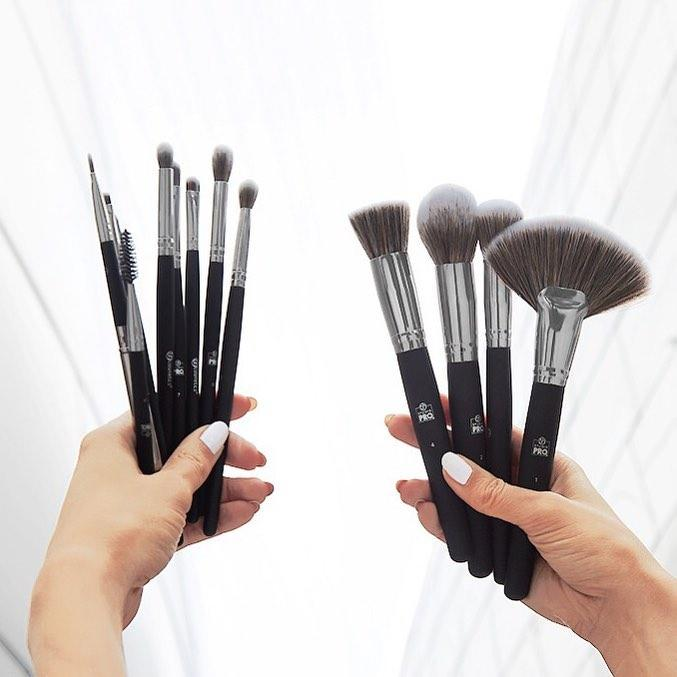 Bh Cosmetics Studio Pro 13 Piece Brush Set - Klosmic