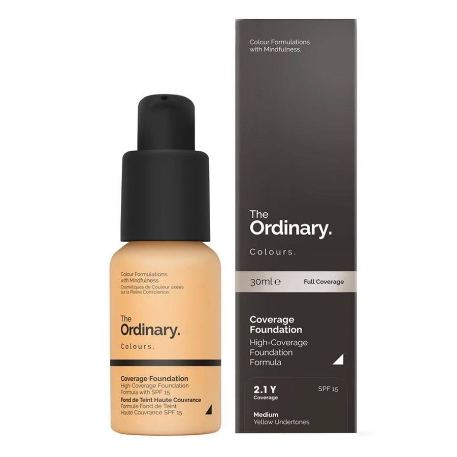 The Ordinary Coverage Foundation (30 ml)