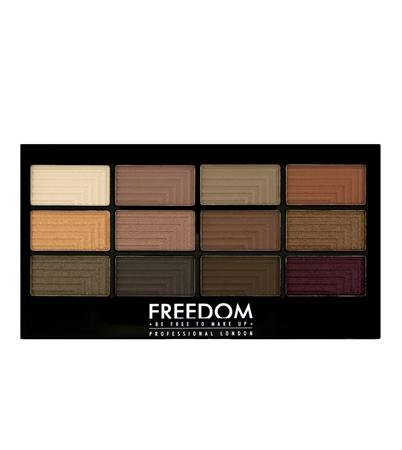 Freedom Makeup London Pro 12 - Secret Rose - Klosmic