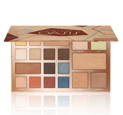 Bh Cosmetics Desert Oasis - 19 Color Shadow & Highlighter Palette