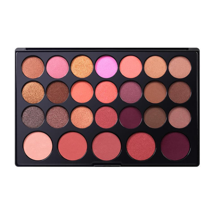 BH Cosmetics Blushed Neutrals - 26 Color Eyeshadow and Blush Palette - Klosmic India