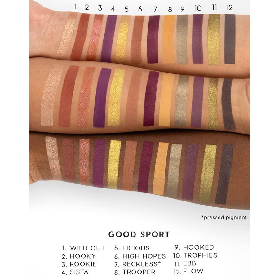 Colourpop Good Sport Eyeshadow Palette