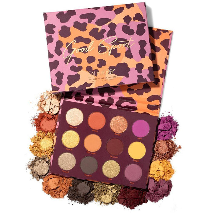 Colourpop Good Sport Eyeshadow Palette | Klosmic India