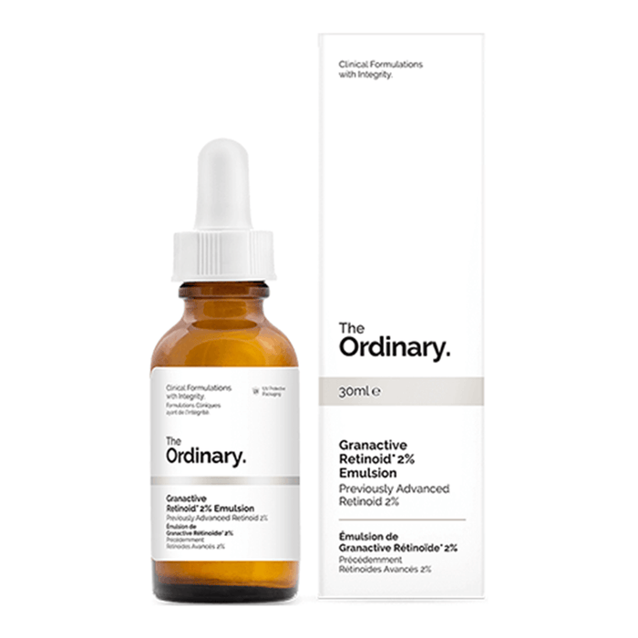 The Ordinary Granactive Retinoid 2% Emulsion( 30ml ) - Klosmic India