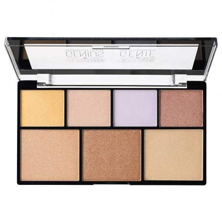 NYX Strobe Of Genius Illuminating Palette