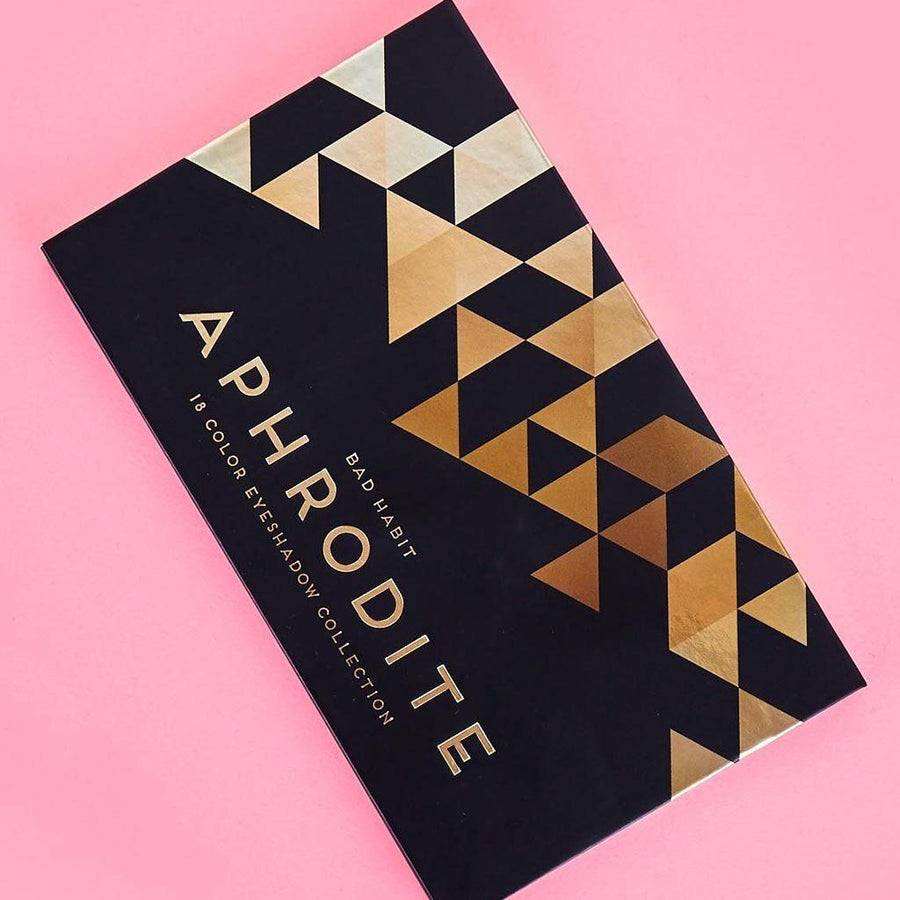 Bad Habit Aphrodite Eyeshadow Palette | Klosmic India