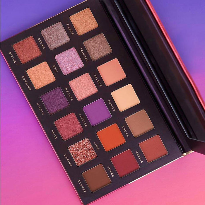 Bad Habit Athena Eyeshadow Palette - Klosmic India