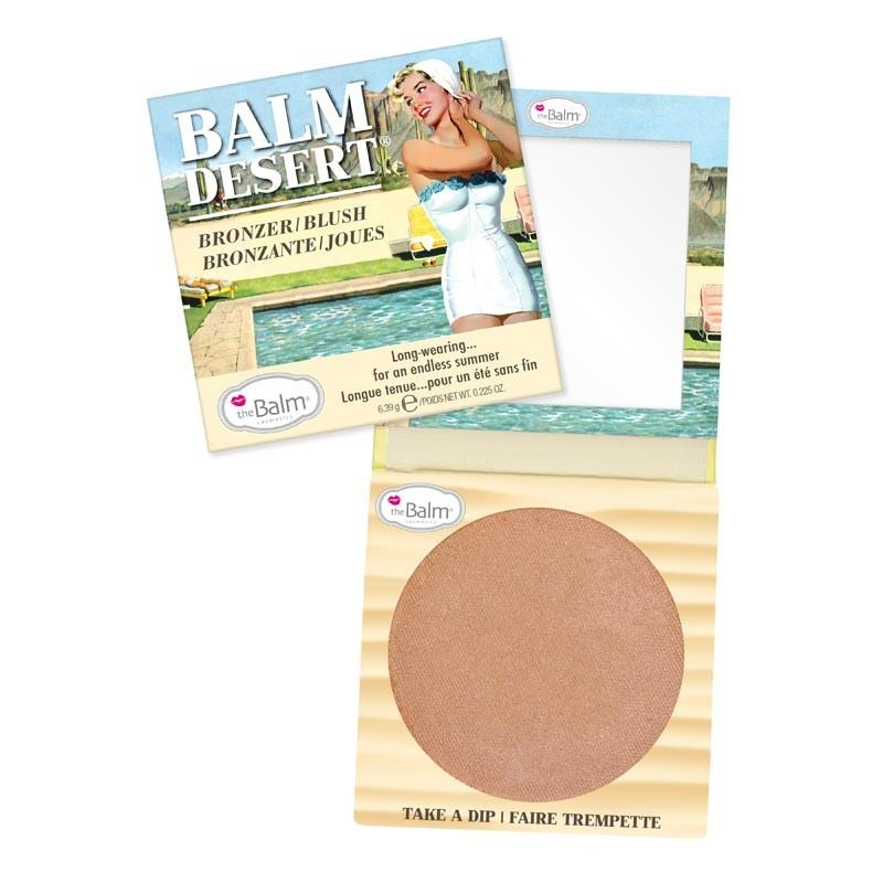 The Balm Desert Bronzer/Blush
