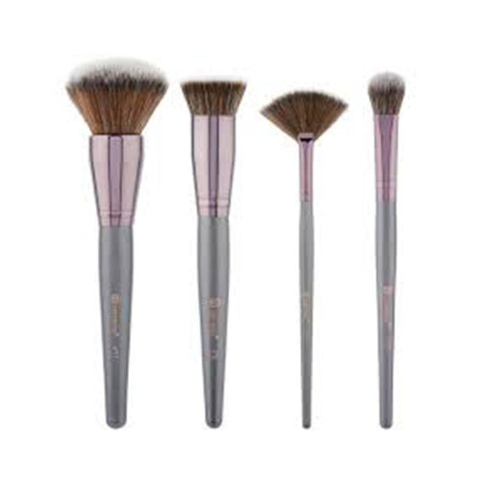 Bh Cosmetics Vegan Brush Set - Flawless Face - Klosmic India